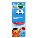 VICKS Formula 44 Anak Stawberry 54ml [0650229]